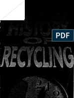 history of recycling