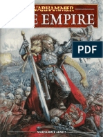 Warhammer - Empire 9th Ed