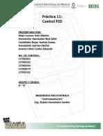 Practica control PID