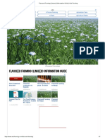 Flaxseed Farming _ Asia Farming