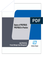 Basics of Profibus Profibus in Practice v111