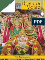 Krishna Voice May 2018