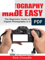 [Rick Cheadle] Photography Made Easy the Beginner