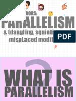 Common Errors - Parallelism