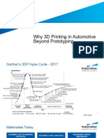 Vishwanath Godavarty-Why 3D Printing in Automotive Beyond Prototyping