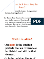 The Development of Atomic Model (Ancient Greeks)