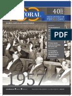 Hacia un Siglo de Periodismo  40-1957