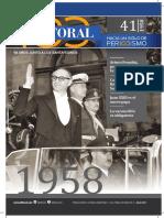 Hacia un Siglo de Periodismo |41-1958