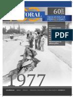Hacia un Siglo de Periodismo  60-1977