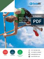 Payroll Software | HR Software | factoHR simplest fastest HR engine