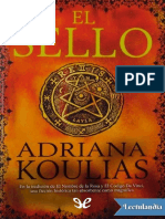 El Sello - Adriana Koulias