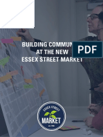 Building Community at New Essex Street Market