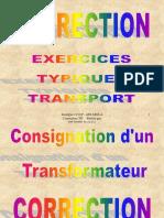 CORRECTION TD_CONSIGNATION TRANSPORT ELEC.ppt