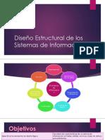 Diseño Estructural de los Sistemas de Información