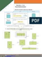 5º Ano Matemática Areas de Figuras Planas