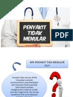Penyakit Tidak Menular (Ptm) Pada Lansia