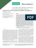 Austin Journal of Proteomics, Bioinformatics & Genomics