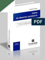 Curso de Derecho Societario. 3ra Edicion. Nissen
