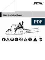 Chainsaw Safety Manual 1...