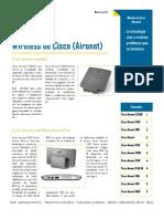 Brochure Aironet Grupo OPENSISTEM