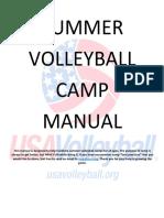 Summer Camp Manual
