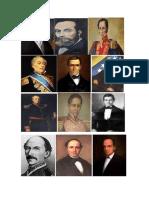 Fotos de Los Presidentes