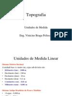 2 - Unidades de Medida Em Topografia