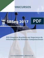 20171107 SBSeg2017 Livro de Minicursos