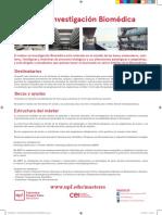 Investigación Biomédica - Barcelona