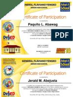 Brigada-certificate YENGKO 2018