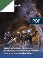Guia Criterios Geomecanicos