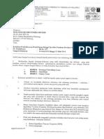 JKKP Approval & Project Reference