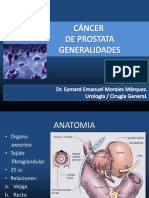 Cancer de Prostata Gneralidades