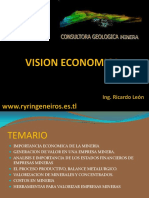 ppt economía minera