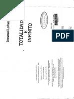 Totalidade e infinito - Emmanuel Levinas.pdf