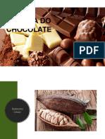 Apresentação Chocolate