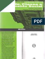 Biblioteca Básica Do Serviço Social Volume 5 Estado, Classe e Movimento Social-carlos Montaño e Maria Lucia Duriguetto(1)