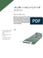 Ds 5101-Chu y Datasheet