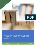 accountability report jakobkunert