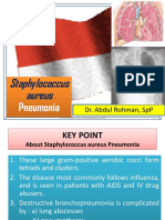 7.Pneumonia Staph