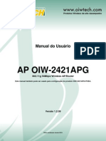 Oiw-2421apg - Pcba - Manual
