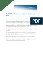 Gacetilla El CONICET Unifica Sus Dos Becas Doctorales Por Una de 5 Años