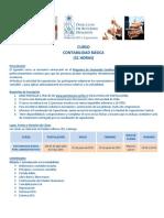 Programa Contabilidad Basica Para Administrativos