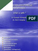 Hypotensive