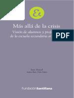 Mas Alla DeLaCrisis - Dussel