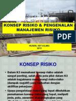 9. Pengantar Manajemen Risiko K-3