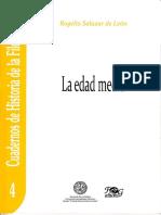 LIBRO CUADERNOS DE FILOSOFIA LA EDAD MEDIA.pdf