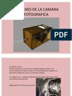Origenes de La Camara Fotografica