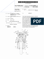Honda Goldwing Patent