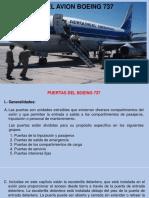 Puertas Del Boeing 737